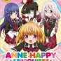 DVD JAPANESE ANIME Anne Happy Vol.1-12End Unhappy Go Lucky! English Sub