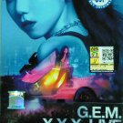 G.E.M. X.X.X. Live In Concert Hong Kong DVD 鄧紫棋 DTS Digital Surround Region All