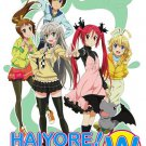 DVD ANIME Haiyore! Nyaruko-san W Season 2 Nyaruko Crawling with Love English Sub