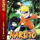DVD JAPANESE ANIME Naruto Box Set Episode 1-220 Region All English Dubbed