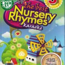 DVD Karaoke Best Nursery Rhymes 52 Children Songs Vol.3 English Sub Region All