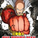 DVD ANIME One Punch Man Complete TV Series Vol.1-12End OVA Special English Dub