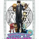 DVD Yondemasu yo, Azazel-san Season 1-2 You're Being Summoned Anime English Sub