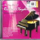 RICHARD CLAYDERMAN The Very Best of Golden Melodies Vol.2 CD New 22 Tracks