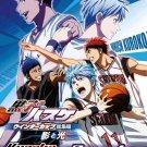 DVD Kuroko no Basuke Winter Cup Compilation Shadow and Light Anime English Sub