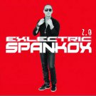 Spankox Exlectric 2.0 CD NEW 2CD Grammy Nominated Italian Artist Dance Remix