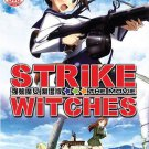 DVD Strike Witches The Movie Bonus OVA Japanese Anime Region All English Sub