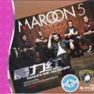 MAROON 5 Makes Me Wonder Greatest Hits 3CD Gold Disc 24K Car Hi-Fi Sound Quality
