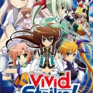 DVD ANIME Magical Girl Lyrical Nanoha ViVid Strike! Vol.1-12End English Sub