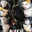 DVD Ajin Demi-Human Season 2 TV Series Vol.1-13End + OVA Anime English Sub