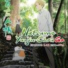 DVD Natsume Yuujinchou Go Season 5 + 2 OVA Natsume's Book of Friends English Sub