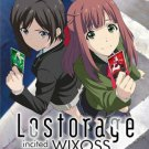 DVD ANIME Lostorage incited WIXOSS Vol.1-12End Wish Across English Sub Region 0