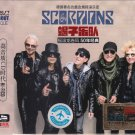 SCORPIONS 50 Years Classics Greatest Hits Music 3 CD HD Mastering Hi-Fi Sound