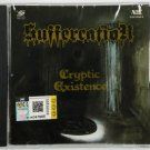 Suffercation ‎Cryptic Existence CD NEW Malaysia Release Death Metal