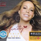 MARIAH CAREY Infinity + Greatest Hits Deluxe Edition 3 CD Gold Disc 24K Hi-Fi