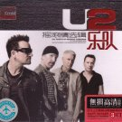 U2 The Best of Greatest Hits Deluxe Edition 3 CD Gold Disc 24K Car Crystal Hi-Fi