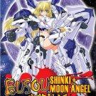 DVD Busou Shinki Vol.1-13End Armored War Goddess + Moon Angel Anime English Sub
