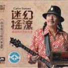 CARLOS SANTANA Guitar Greatest Hits Collection 3 CD HD Mastering Box Set Hi-Fi