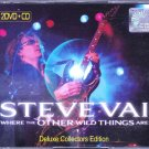 STEVE VAI Live in Minneapolis 2DVD+CD Where The Other Wild Things Are Region All