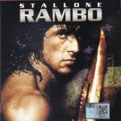 DVD Sylvester Stallone Rambo Ultimate Movie Collection Box Set Region All