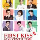 DVD First Kiss For The Seventh Time Korean Web Drama Series English Sub