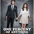 DVD One Percent of Anything Korean Drama 1% of Anything Ha Seok-jin English Sub