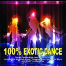 CD 100% Exotic Dance (2CD)