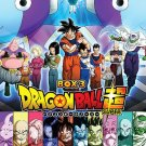 DVD JAPANESE ANIME Dragon Ball Super Box 3 Vol.53-78 English Sub Region All