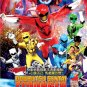 DVD Doubutsu Sentai Zyuohger The Movie The Exciting Circus Panic! English Sub