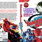 DVD Tokumei Sentai Go-Buster Vol.1-52 end English sub