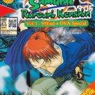 DVD Samurai Rurouni Kenshin Vol.1-95End + OVA + 4 Movies Anime English Audio