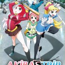 DVD AKIBA TRIP Vol 1-13 End  Anime TV Series English Sub Region All