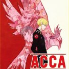 DVD ACCA 13-ku Kansatsu-ka Anime ACCA 13-Territory Inspection Dept English Sub