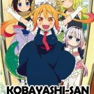 DVD Kobayashi-san Chi no Maid Dragon Vol.1-13End Anime TV Series English Sub