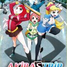 DVD Akiba's Trip The Animation TV Series Vol.1-12End Japanese Anime English Sub