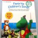 DVD+CD Baby Genius Favorite Children´s Songs DVD+CD