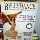 BELLY DANCE Fitness for Weight Loss (4DVD set)