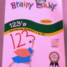 Brainy Baby 123´s Introducing Numbers 1 to 20 DVD