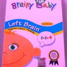 Brainy Baby Left Brain Inspires Logical Thinking DVD
