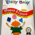Brainy Baby Shapes & Colors Rainbow & Circles & Squares - Oh my! DVD