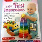 Children Educational Baby´s First Impressions (5VCD set)