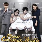 Please Come Back, Mister Korean TV Drama Series DVD Rain Oh Yeon-seo English Sub