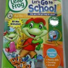DVD Leap Frog Let´s Go to School Anime  English Sub