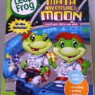 DVD Leap Frog Math Adventure to the Moon Anime English Sub