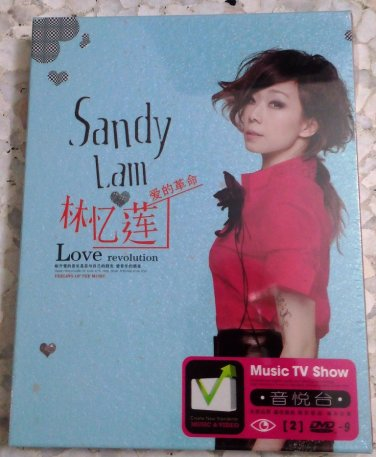 Sandy Lam Love Revolution ��� ���� Karaoke DVD