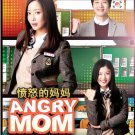Korean Drama Angry Mom 愤怒的妈妈 DVD English Sub