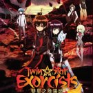 DVD ANIME Twin Star Exorcists Vol.1-50End Sousei no Onmyouji English Sub