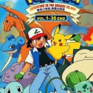 DVD ANIME Pokemon Adventure In The Orange Island Vol.1-36End English Dubbed