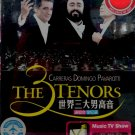 THE 3 TENORS Carreras Domingo Pavarotti Greatest Hits Karaoke 2DVD