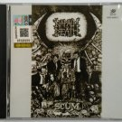 Napalm Death ‎Scum CD NEW Malaysia Release Death Metal Grindcore Harcore Punk